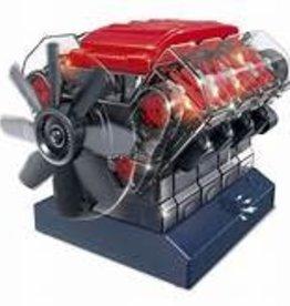 S.T.E.M nex V-8 Model Engine