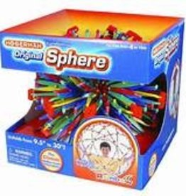 Hoberman Hoberman Sphere Rainbow Colored
