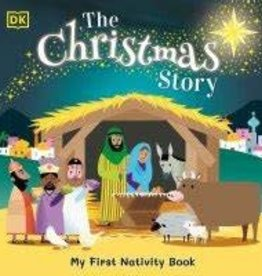 DK Children The Christmas Story by dk