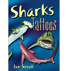 Dover Publications Sharks Tattoos