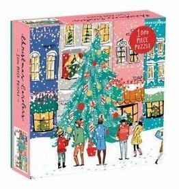 Galison Christmas Carolers 1000 pc