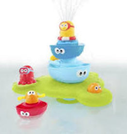 Yookidoo Stack 'n' Spray Tub Fountain