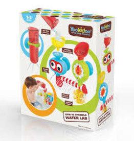 Yookidoo Spin 'n' Sprinkle Water Lab