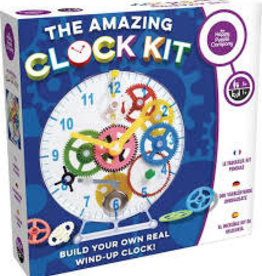 Happy Puzzle Company Amazing Clock Kit