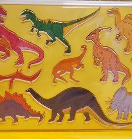 Schylling Stencils Dinosaurs