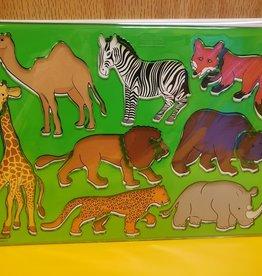 Schylling Stencils Animals