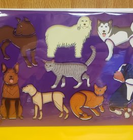 Schylling Stencils Dogs and Cats