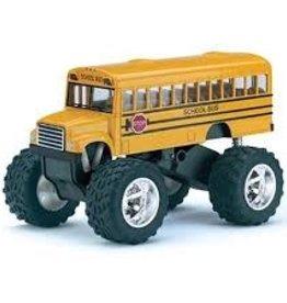 Kinsfun Monster Big Wheel Bus