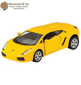 Kinsmart Lamborghini Gallardo Yellow