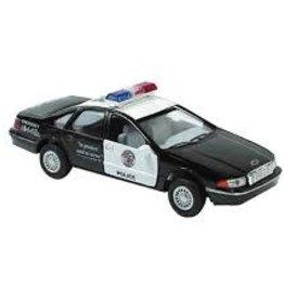 Schylling Die Cast Police