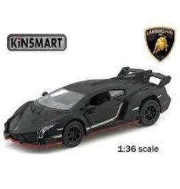 Kinsmart Lamborghini Veneno Black