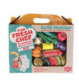 Schylling Grill Master  Fun Fresh Meal Kit