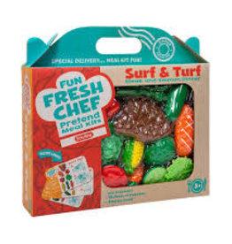 Schylling Surf N Turf Fun Fresh Meal Kit