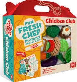 Schylling Chicken Club Fun Fresh Meal Kit