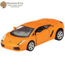 Kinsmart Lamborghini Gallardo Orange