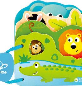 Hape Wild Animal Baby Book