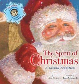 Penguin Spirit of Christmas by Nicky Benson