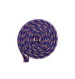 Just Jump It 8' Jump Rope Purple Confetti