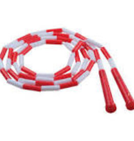 Just Jump It Plastic Beaded Jump Rope Red