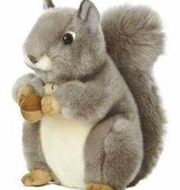 """Aurora 10"""" Grey Squirrel"""