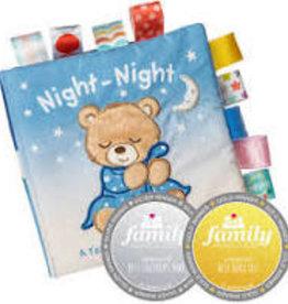 Mary Meyer Taggies Starry Night Teddy Soft Book