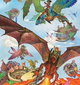 Cobble Hill Dragon Flight (Family) 350pc