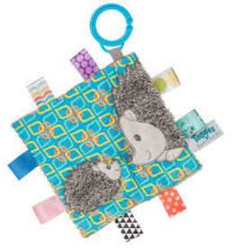 Mary Meyer Taggies Crinkle Me Heather Hedgehog