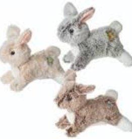 """Mary Meyer 6"""" Brookly Bunny Grey"""