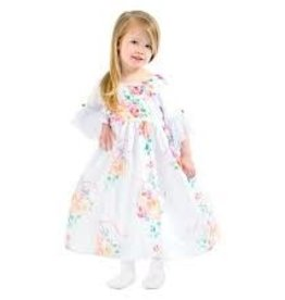 Little Adventures White Floral Beauty S