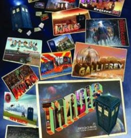 Doctor Who: Postcards 1000 pc