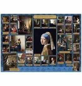Cobble Hill Vermeer 1000 pc
