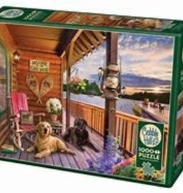 Cobble Hill Welcome to the Lake House 1000 pc