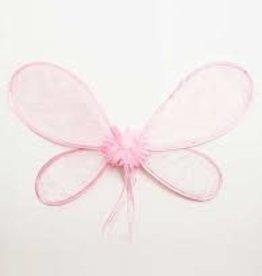 Little Adventures Deluxe Fairy Wings Pink