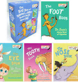 RH Childrens Books Big Box of Early Board Books About Me