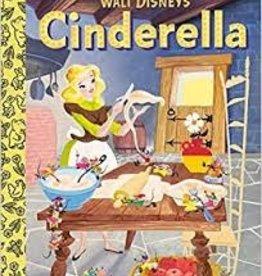 golden books Cinderella
