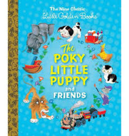 Golden Books The Pokey Little Puppy and Friends by Margaret Wise Brown