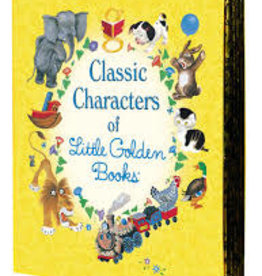 Golden Books Classic Characters of Little Golden Books by Various