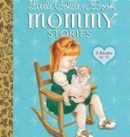 Golden Books LGB Mommy Stories by Jean Cushman