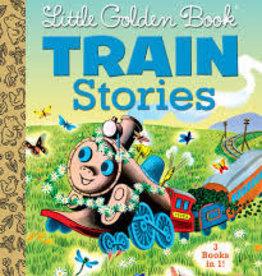 Golden Books LGB Train Stories by gertrude crampton
