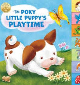 golden books Poky Little Puppy's Playtime