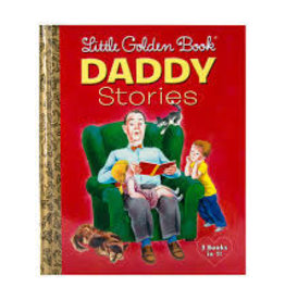 RH Childrens Books Little Golden Books Daddy Stories by Janet Frank
