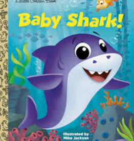Golden Books Baby Shark by Mike Jackson