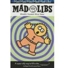 Mad Libs Mad Mad Mad Mad Mad Libs