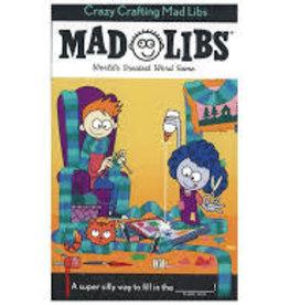 Mad Libs Crazy Crafting Mad Libs