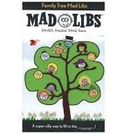 Mad Libs Family Tree Mad Libs