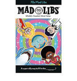 Mad Libs 70s Mad Libs
