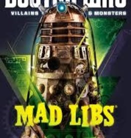 Mad Libs Doctor Who Villains and Monsters Mad Libs