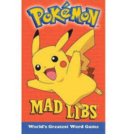 Mad Libs Pokemon Mad Libs