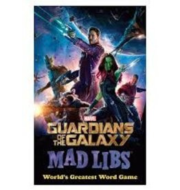 Mad Libs Marvels Guardians of the Galaxy Mad Libs