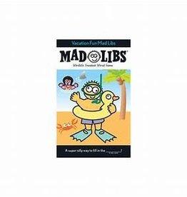 Mad Libs Vacation Fun Mad Libs